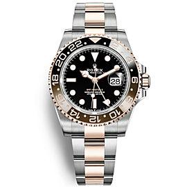 Rolex Gmt Master Ii 126711 Steel 40mm Watch