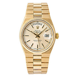 Rolex Day-date 19018 Gold 36mm Watch