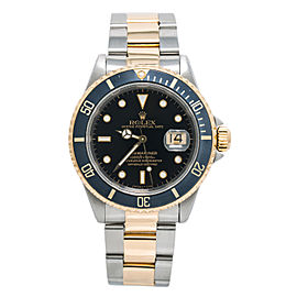 Rolex Submariner 16613 Steel 40mm Watch