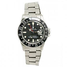 Rolex Gmt Master 16750 Steel 40mm Watch