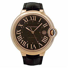 Cartier Ballon Bleu W6920037 Gold 42.0mm Watch