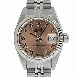 Rolex Datejust 79174 Gold 26.0mm Women Watch