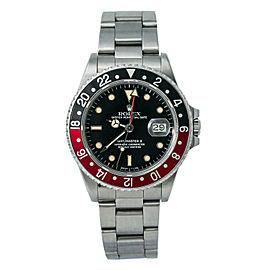Rolex Gmt Master Ii 16760 Steel 40mm Watch