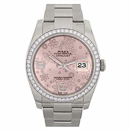 Rolex Datejust 116244 Steel 36.0mm Womens Watch