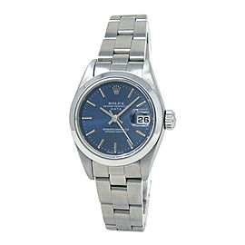 Rolex Date 79160 Steel 26mm Womens Watch