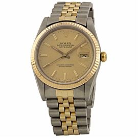 Rolex Datejust 36.0mm Watch