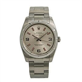 Rolex Air-king 114210 Steel 35mm Watch