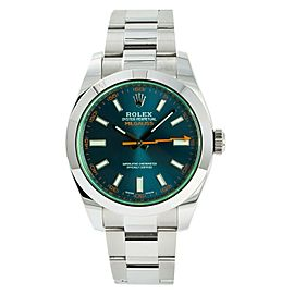 Rolex Milgauss 116400 Steel 40mm Watch