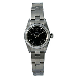 Rolex Oyster Perpetual 24mm Womens Watch