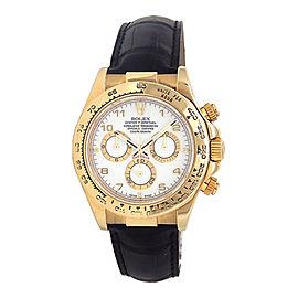 Rolex Daytona 116518 Gold 40mm Watch