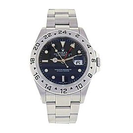 Rolex Explorer Ii 16570 Steel 40mm Watch