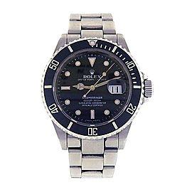 Rolex Submariner 16610 Steel 40mm Watch
