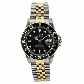 Rolex Gmt Master 16753 Steel 40.0mm Watch