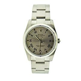 Rolex Air-king 114210 Steel 34mm Watch