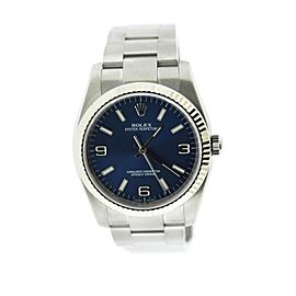 Rolex Oyster Perpetual 116034 Steel 36mm Watch
