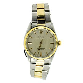 Rolex Oyster Perpetual 1002 Steel 24mm Watch