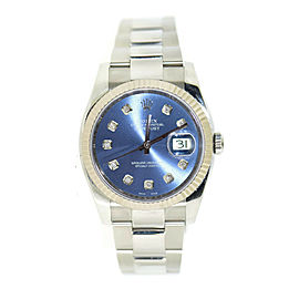 Rolex Datejust 116200 Steel 36mm Womens Watch
