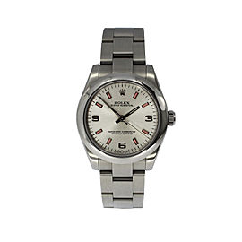 Rolex Oyster Perpetual 31mm Womens Watch