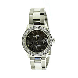 Rolex Datejust 68240 Steel 31mm Womens Watch