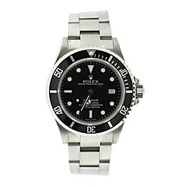 Rolex Sea-dweller 16600 Steel 40mm Watch