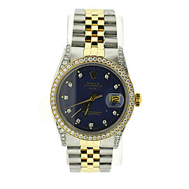 Rolex Datejust 16013 Two Tone 36mm Watch