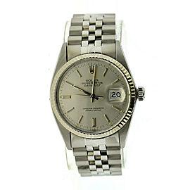 Rolex Datejust 16014 Steel 36mm Watch