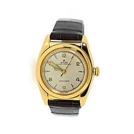 Rolex Vintage Collection 3131 Gold 32mm Watch