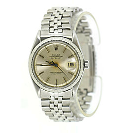 Rolex Datejust 1603 Steel 36mm Watch
