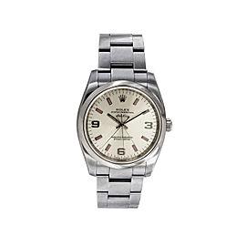 Rolex Air-king 114200 Steel 34mm Watch