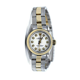 Rolex Oyster Perpetual 26mm Womens Watch