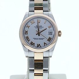 Rolex Datejust 178241 Two Tone Womens Watch