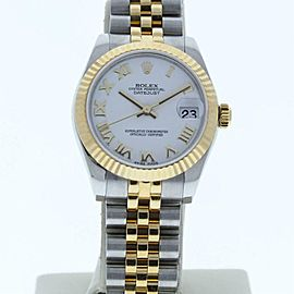 Rolex Datejust 178273 Two Tone Womens Watch
