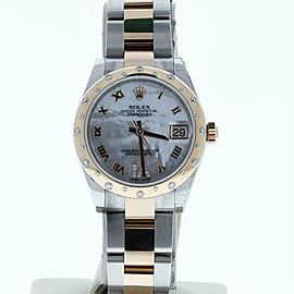 Rolex Datejust 178341 Two Tone Womens Watch