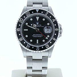 Rolex Gmt Master Ii 16710 Steel Watch (Certified Authentic & Warranty)
