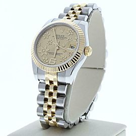 Rolex Datejust 178273 Two Tone Women Watch