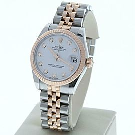 Rolex Datejust 178271 Two Tone Women Watch