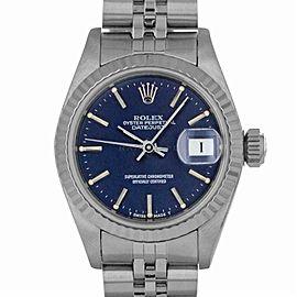 Rolex Datejust 69174 Gold 26.0mm Women Watch