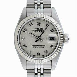 Rolex Datejust 69174 Gold 26.0mm Womens Watch