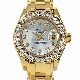 Rolex Masterpiece 29.0mm Women Watch