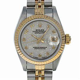 Rolex Datejust 69173 Gold 26.0mm Women Watch
