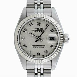 Rolex Datejust 69174 Gold 26.0mm Women Watch