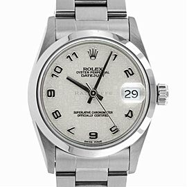 Rolex Datejust 68240 Steel 31.0mm Women Watch