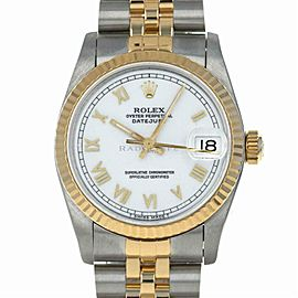 Rolex Datejust 179174 Gold 31.0mm Women Watch