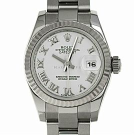 Rolex Datejust 179174 Gold 26.0mm Women Watch