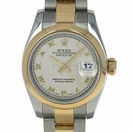 Rolex Datejust 179163 Steel 26.0mm Women Watch
