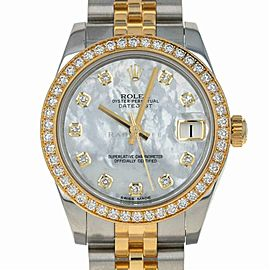 Rolex Datejust 31.0mm Women Watch