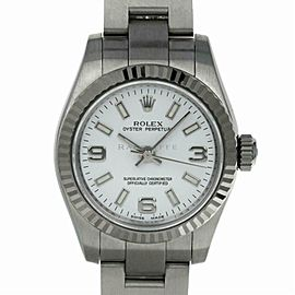 Rolex Oyster Perpetual 26.0mm Women Watch