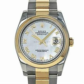 Rolex Datejust 116203 Steel 36.0mm Women Watch