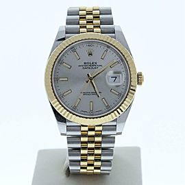 Rolex Datejust 69173 Two Tone Womens Watch