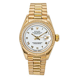 Rolex Datejust 69178 Gold 26mm Women Watch (Certified Authentic & Warranty)